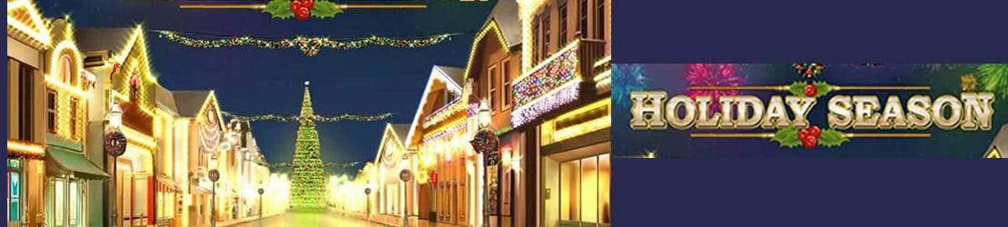 รีวิวการเล่น Holiday Season เกมส์สล็อตออนไลน์