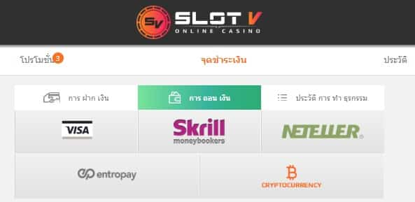 SlotV Payment