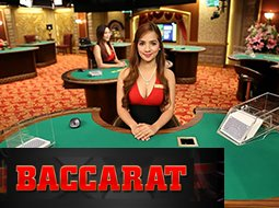 Baccarat Mini Casino Dealer