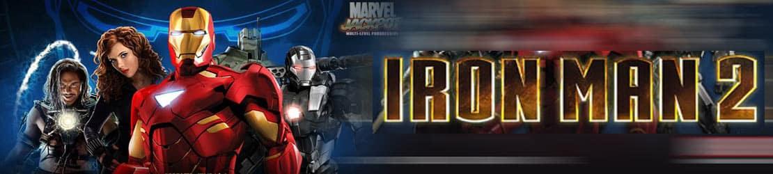 Iron Man 2 สล็อต