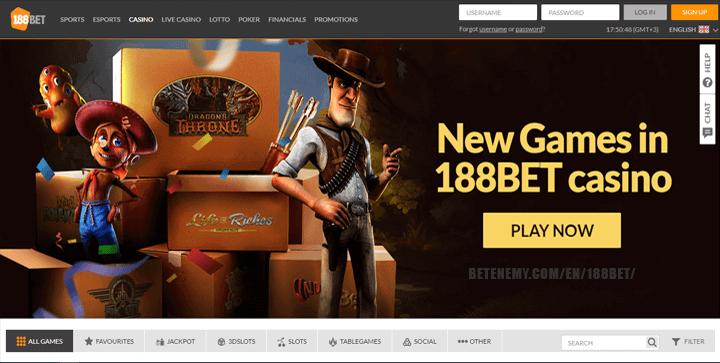 188bet New Games
