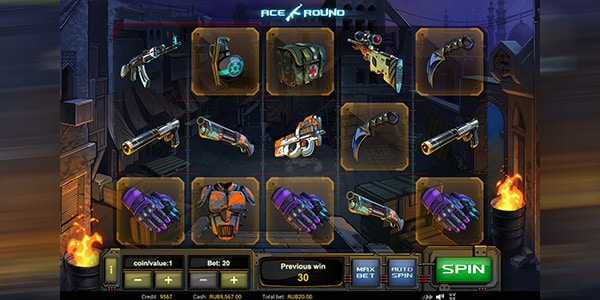 AceRound Slot Machine Review
