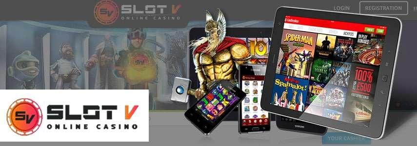 SlotV Online Casino