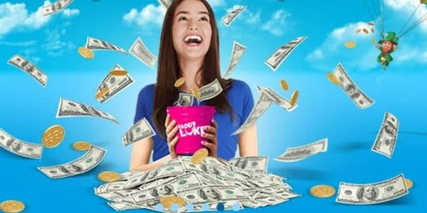 Girl with Cash
