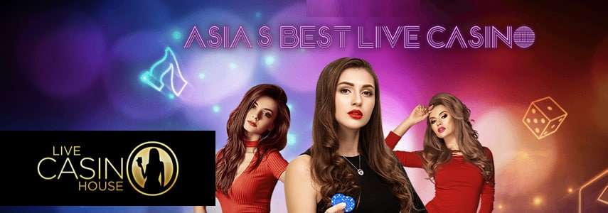 Asia's Best Live Casino - Live Casino House