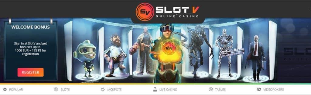 Slot V Games