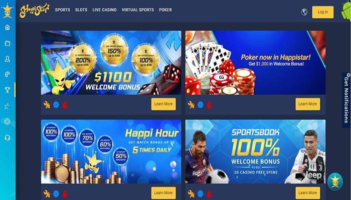 Happistar Virtual Sports