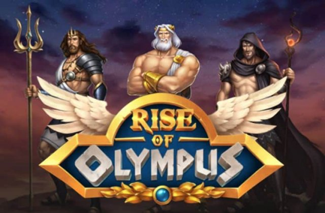The Rise of Olympus Game