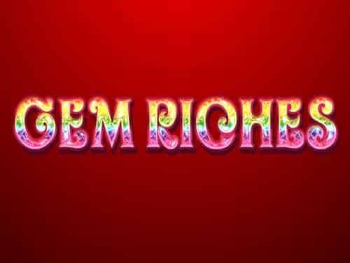 Gem Riches Logo