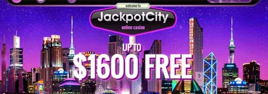 เล่นคาสิโนออนไลน์กับ Jackpot city