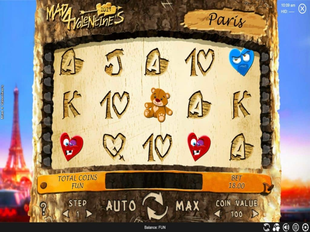 Spiele Mad 4 ValentineS - Video Slots Online
